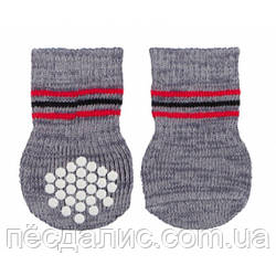 Защитные носочки для собак, 1 уп - XL 2 шт. 1 уп - L-XL, TX-19505