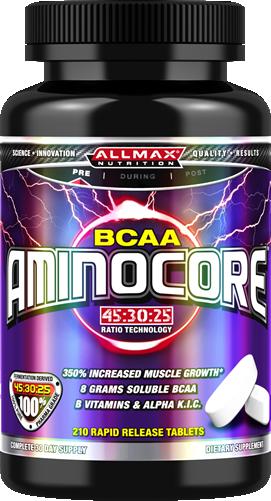 Allmax AminoCore BCAA 210 tabs