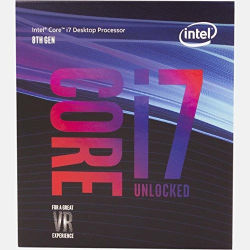 ЦПУ Intel Core i7-8700K 6/12 3.7GHz 12M LGA1151 95W box
