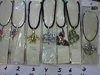 Цепочки с кулонам и медальонами