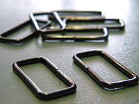 Рамка прямоугольная 25 мм темный никель (1000 штук)