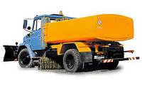 Услуги поливомоечной машины, аренда поливомоечной машины, услуги коммунальной техники Киев