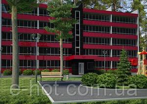 Проектирование и монтаж вентилируемых фасадов