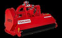 Односторонний измельчитель веток (мульчер) Toscano тип 1600