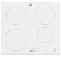Индукционная варочная плита Electrolux LIR60430BW цвет - белый, фото 1