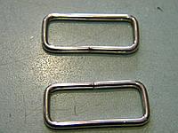 Рамка прямоугольная 25 мм никель (1000 штук)