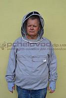 Куртка пчеловода BEEBIO саржа р.48