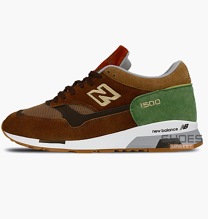 Мужские кроссовки New Balance 1500 Brown M1500LN 0443fc7a21dab