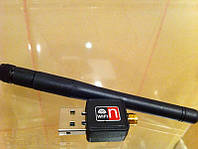 Wi-fi USB wi fi приемник с антенной USB 150M 150Mbps Antenna G9 802.11b/n/g