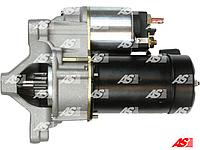 Cтартер для Lancia Zeta 2.0 бензин Turbo. 1.1 кВт. 9, 10 зубьев. Лянча Зета.