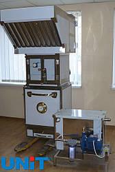 Зонт-гидрофильтр ZGF для печей гриль серии BQ