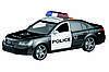 Машинка инерционная 1:16 Wenyi Полиция со звуком и светом, фото 2