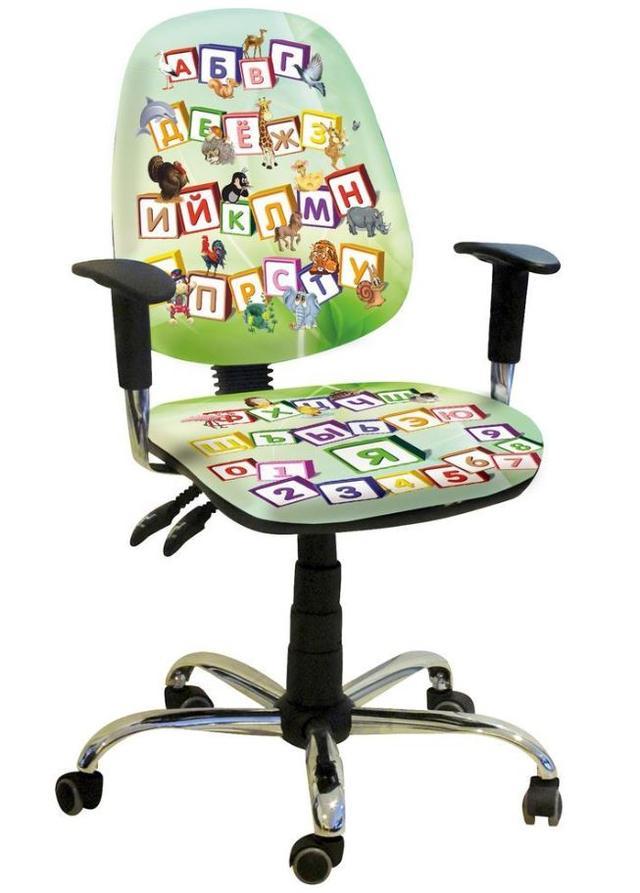 Кресло Бридж Хром Дизайн Веселая азбука