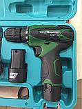 Шуруповерт акумуляторний Craft-tec PXCD-122Li. Крафт-Тек, фото 6
