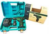 Шуруповерт акумуляторний Craft-tec PXCD-122Li. Крафт-Тек, фото 7