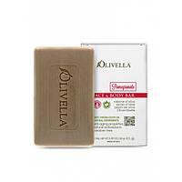 Мыло для лица и тела Гранат Olivella 150гр