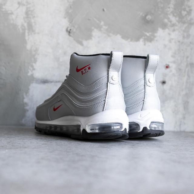 e8aa4a52 Мужские зимние кроссовки Nike Air Max 97 Silver Winter (в стиле Найк ...
