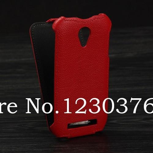 Flip чохол для телефону Fly IQ4404 Spark Червоний