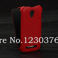 Flip чохол для телефону Fly IQ4404 Spark Червоний, фото 1