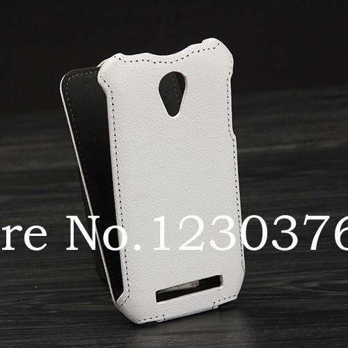 Flip чохол для телефону Fly IQ4404 Spark Білий