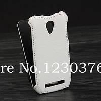 Flip чохол для телефону Fly IQ4404 Spark Білий, фото 1