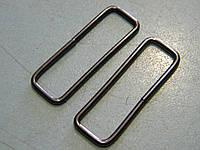 Рамка прямоугольная 32 мм темный никель (1000 штук)