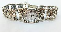 Серебряные часы. Артикул 7100039, фото 1
