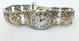 Срібний годинник. Артикул 7100039