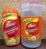 Чаванпраш Orange Апел Dabur Индия + контейнер: укрепление иммунитета, защитные свойства организма,энергия! 500, фото 1