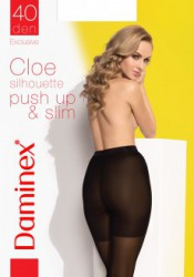 Daminex 40 den Cloe push up and slim
