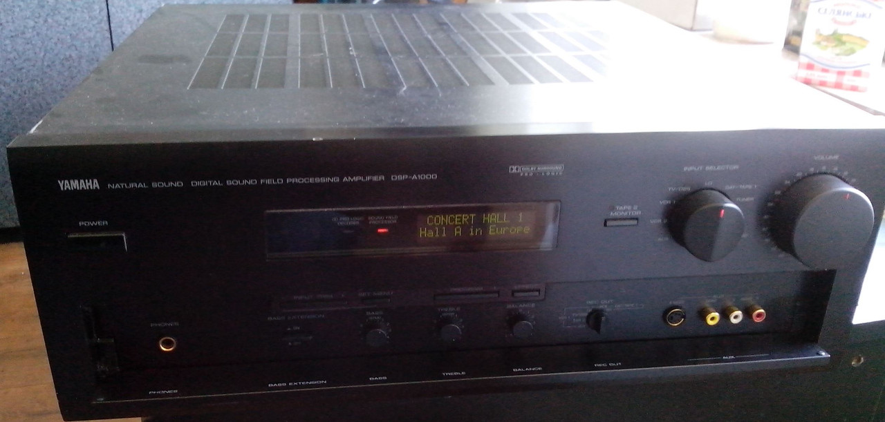 Yamaha DSP А1000