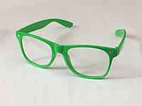 Имиджевые очки WarBLade KD2140-B зеленый