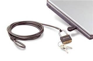 Замок безопасности для ноутбука Belkin Notebook Security Lock SCISSOR