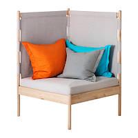 IKEA PS 2014  Угловое кресло с подушками