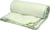 """Одеяло силиконовое демисезонное 140х205см белое чехол микрофибра ТМ """"Руно"""""""