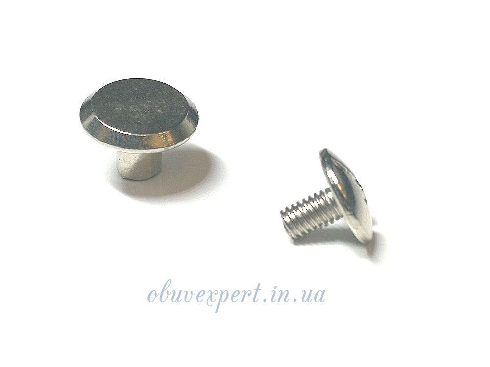 Винт ременной 10*6 мм Никель арт 6251