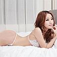 РОЗПРОДАЖ Сексуальний комплект Бюстгальтер + стрінги, фото 6