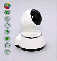 Поворотная WiFi камера VS1500 (1.3Mp, 360 градусов, WiFI, Lan, P2P, MicroSD, IR)