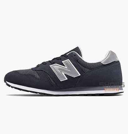 Мужские кроссовки New Balance 373 Blue ML373NAY, оригинал купить в ... a34adf40757