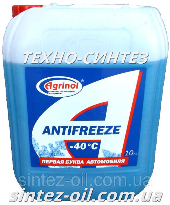 Антифриз синій G-11 АГРІНОЛ (10 кг)