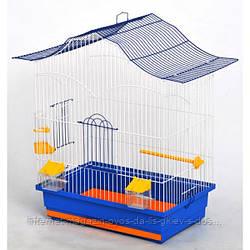"(Лори) Клетка для птиц ""Лори"" окрашенная, 470/300/620"