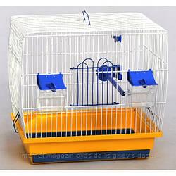 "(Лори) Клетка для птиц ""Канар"" окрашенная, 330/230/310"