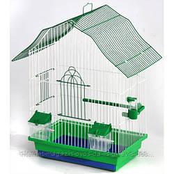 "(Лори) Клетка для птиц ""Мини-2"" окрашенная, 330/230/470"