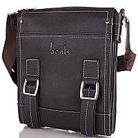 Сумка-планшет Bonis Мужская сумка-планшет из качественного кожезаменителя BONIS (БОНИС) SHIXS8476-black