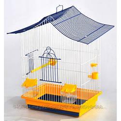 "(Лори) Клетка для птиц ""Мини-3"" окрашенная, 330/230/470"