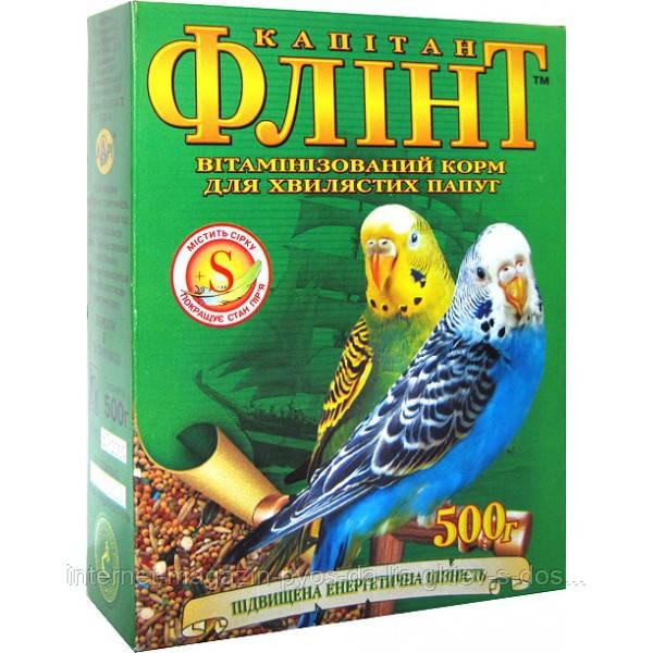 """Лори """"Флинт"""" для волнистых попугаев, 500 г"""