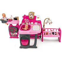 Ігровий центр Baby Nurse кімната малюка Smoby 220327
