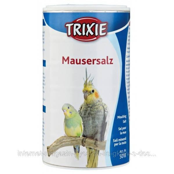 Соль для средних попугаев 100 гр, 1 шт