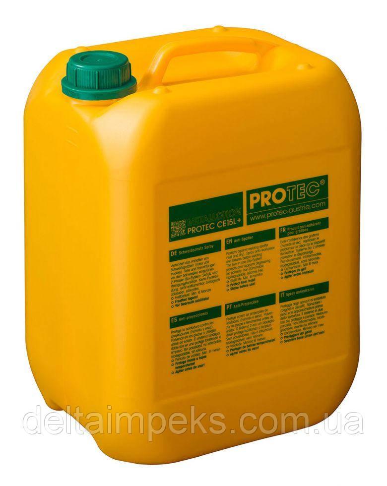 Жидкость против налипания  PROTEC CE 15L 5л