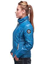 Женская осенняя молодежная куртка, фото 3